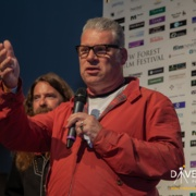 Mark Kermode presenting Best International Short